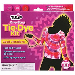 Tulip One-step Good Vibrations Tie-dye Kit