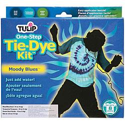 Moody Blues Tulip One-Step Tie Dye Kit
