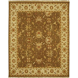 Indo Sumak Handmade Flatweave Rug (6' x 9')