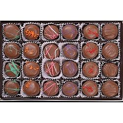 Bidwell Candies Chocolate Truffles 2-pound Gift Box
