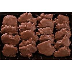 Bidwell Candies Chocolate Turtles Half-pound Gift Box