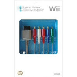 Wii - Component Video Cable - By Nintendo of America