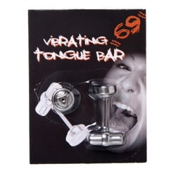 how to use a vibrating tongue bar