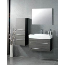 Jezebel 28-inch Single-sink Bathroom Vanity Set