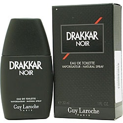 Guy Laroche 'Drakkar Noir' Men's 1-ounce Eau de Toilette Spray