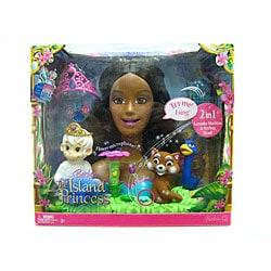 Mattel 'Barbie as the Island Princess' Sing-n-Style Head