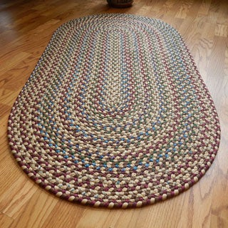 "Jefferson Indoor/Outdoor Braided Rug (2'3"" x 4')"