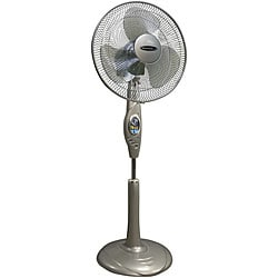 Soleus Air FS1-40R-33 16-inch Remote Control Stand Fan