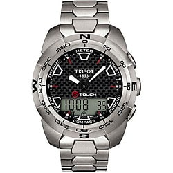 Tissot Men's T-Touch Chronograph Watch