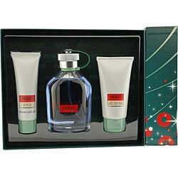 Hugo Boss 'Hugo' Men's 3-piece Fragrance Set