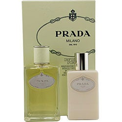 Prada Infusion D'Iris Women's 2-piece Fragrance Set
