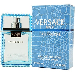 Gianni Versace 'Versace Man Eau Fraiche' Men's 1-ounce Eau De Toilette Spray