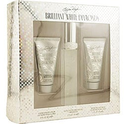 Elizabeth Taylor 'Brilliant White Diamonds' Women's 3-piece Fragrance Set