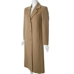 Jonathan Michael by Adi Women's Wool Coat