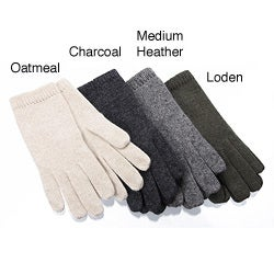 Portolano Women's 2-ply Cashmere Gloves