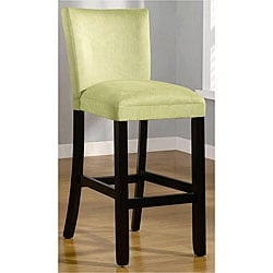 Empire Microfiber Barstools Mint Green (Set of 2)