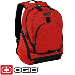 OGIO Godfather Red Skate Backpack