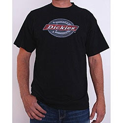 Dickies Wood Shed Men's Crewneck Black T-shirt