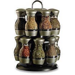 Kamenstein 16-jar Click Featured Revolving Spice Rack