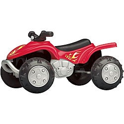 American Plastic Toys Ride-on ATV