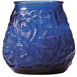 Candle Lamp Company Blue Victory Candle (Pack of 12)