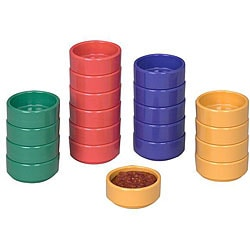 Gessner 4-oz Assorted Ramekin Colors (Case of 72)