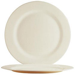 Cardinal International 12.5-in White Reception Plates (Pack of 12)