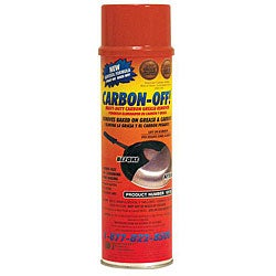 Discovery Products Carbon Off Aerosol Cleaner