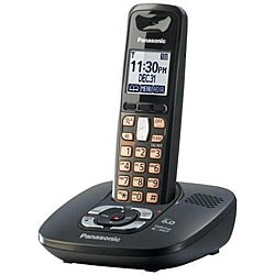 Panasonic KX-TG6431T Dect 6.0 Cordless Phone Set (Refurbished)