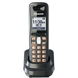 Panasonic KX-TGA641T Dect 6.0 Expansion Handset (Refurbished)