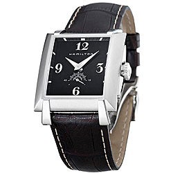 Hamilton Men's Vintage Trent Leather Strap Watch