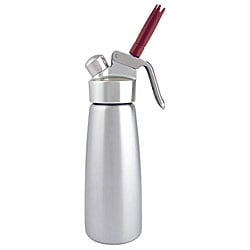 ISI North America Brushed Stainless Steel Gourmet Whip Pint