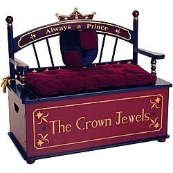 Prince Storage Seat Bench