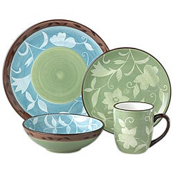 Pfaltzgraff 'Patio Garden' 48-piece Dinnerware Set (Service for 12)