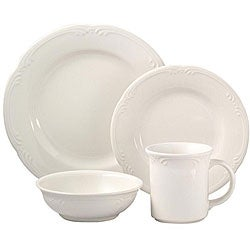 Pfaltzgraff 'Filigree' 48-piece Dinnerware Set (Service for 12)