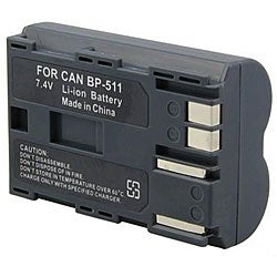 Battery for Canon BP-511 (Pack of 2)