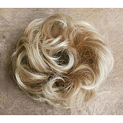 Merrylight Blonde Wavy Put-on Hair Piece