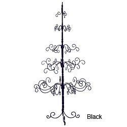 Wrought Iron 7-foot Christmas Tree