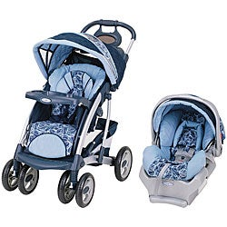 Graco Quattro Tour Deluxe Travel System in Diaz