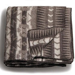 Eco Wool Native Blanket (Ecuador)