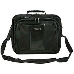 Hummer Ruggedized Black Business Portfolio Laptop Case