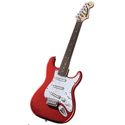 Fender Colt Red Sparkle 3/4-size Starcaster Guitar