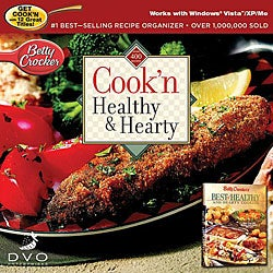 Cook'n Healthy Hearty'Software