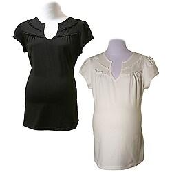Belly Button Women's Maternity Shirt