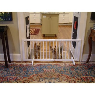 Cardinal Gates Step-over Pet Gate