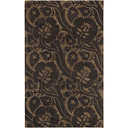 Hand-tufted Sevelle New Zealand Wool Rug (8' x 11')