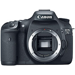 Canon EOS 7D Digital SLR Camera Body Only