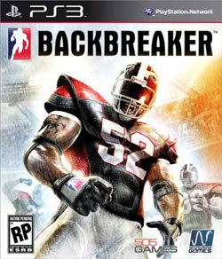PS3 - Backbreaker