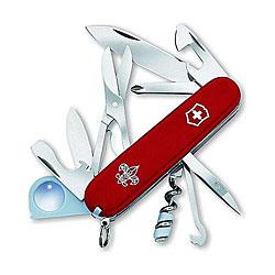 Swiss Army 'Explorer' Boy Scout 17-tool Pocket Knife
