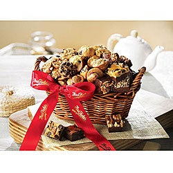 Mrs. Fields Deluxe Delectable Delights Basket